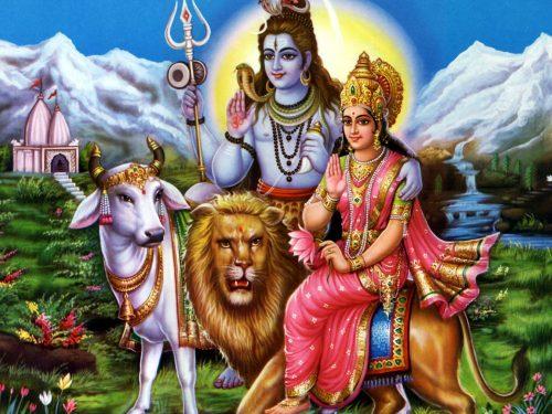 I maestri Ascesi Shiva e Shakti chi sono.