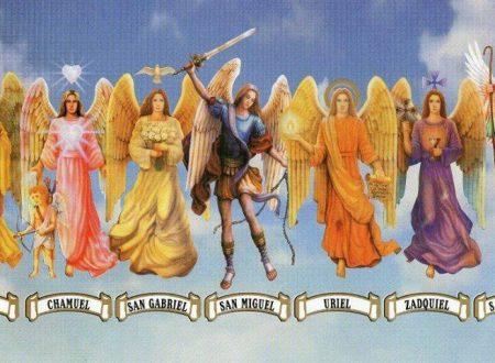 Gli Arcangeli e il lavoro. 2 Parte