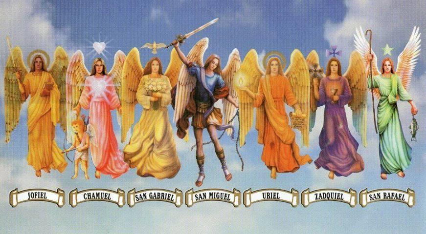 Risultati immagini per arcangeli