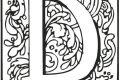 ll dizionario dei Segni (lettera D/E)