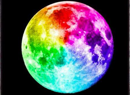 Luna piena del 09 luglio