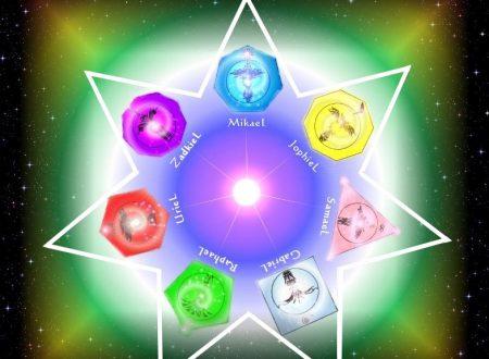 Preghiera ai sette Arcangeli