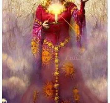 Le pietre degli Arcangeli: Jophiel