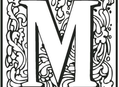 ll dizionario dei Segni (lettera M)