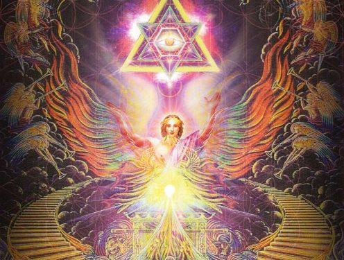 Le pietre degli Arcangeli: Metatron