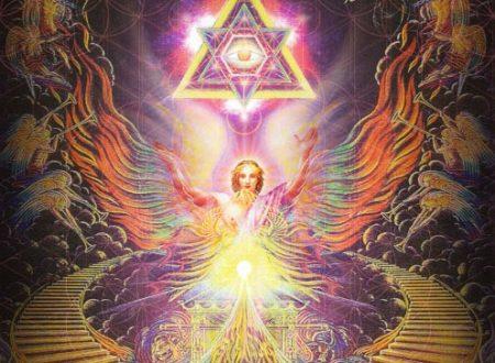Favorire l'Ascensione con il sistema dei quattro corpi con l'Arcangelo Metatron