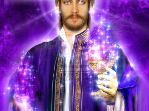 "I Decreti di Saint Germain ""Gesù"""