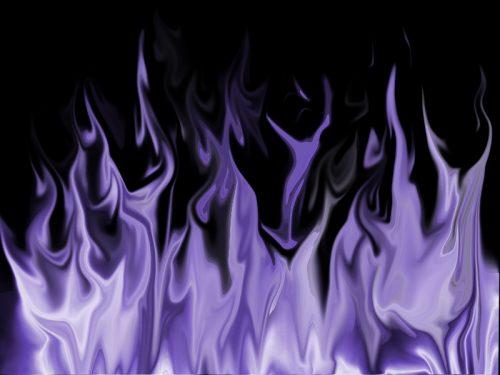 Silver Violet Flame