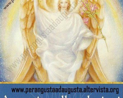 L'Oracolo dell'Arcangelo Raguel del 24/09/2017