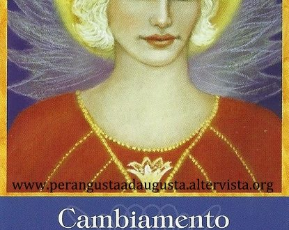 L'Oracolo dell'Arcangelo Chamuel  del 23/09/2017