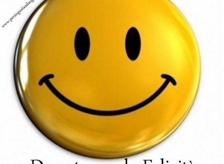Decreto della Felicità