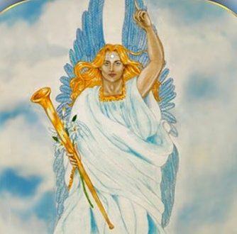 Le pietre degli Arcangeli: Sandalphon