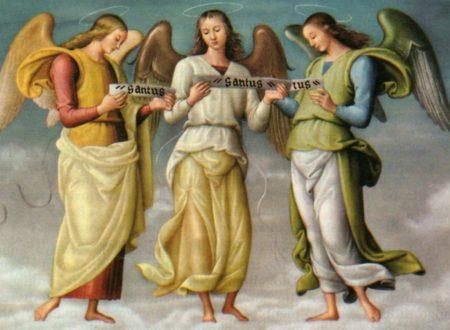 Oracolo dei tre arcangeli del 29/09/2017