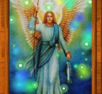 Le pietre degli Arcangeli: Raphael