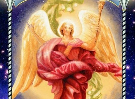 Le pietre degli Arcangeli: Raguel