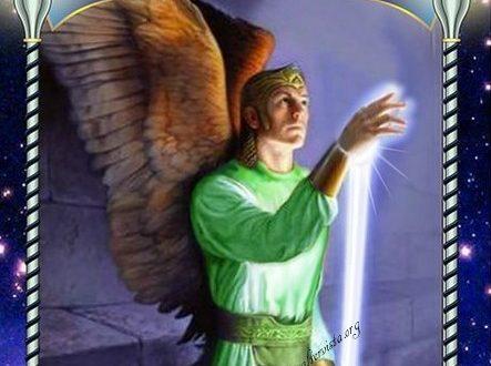 Invocazione all'Arcangelo Raffaele per la guarigione propria.