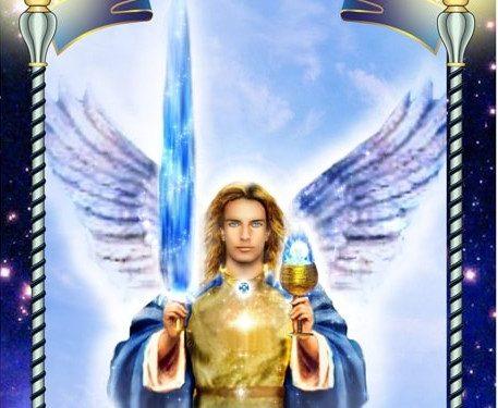 Armonizzazione angelica: Spada del Potere dell'Arcangelo Michele