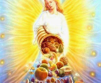 Rituale dell'Abbondanza con gli Arcangeli