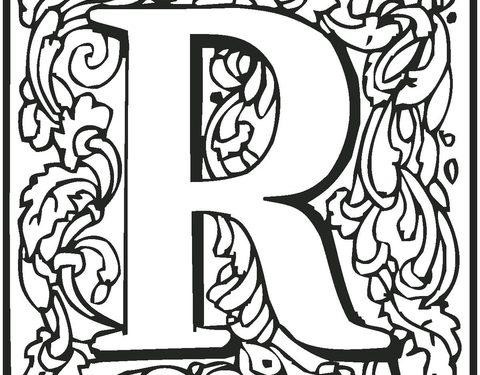 ll dizionario dei Segni (lettera R)