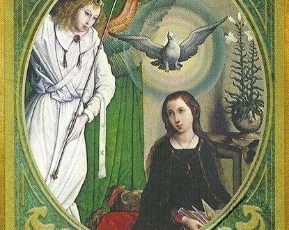 Oracolo dell'Arcangelo Gabriele del 26/11/2017