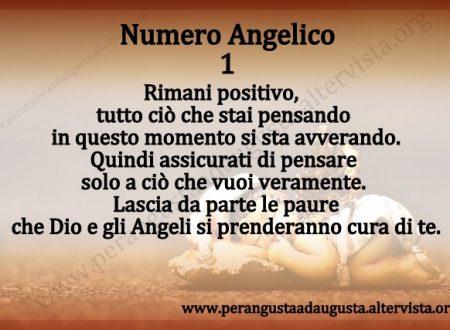 Significato dei Numeri Angelici dal Nr. 0 al Nr. 10