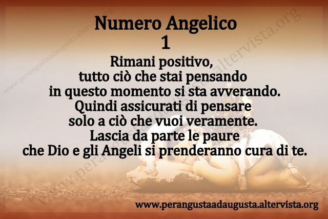 numeri angelici