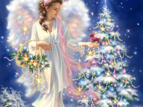 Realizza ogni DESIDERIO con il rituale Natalizio dei 7 Arcangeli