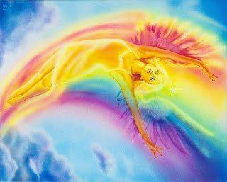 Attivazione energetica: I colori degli Angeli