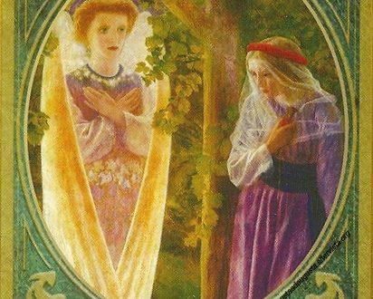 Oracolo dell'Arcangelo Gabriele del 24 febbraio