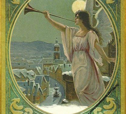 Oracolo dell'Arcangelo Gabriele del 25 febbraio