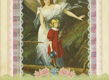 I tarocchi degli Angeli Custodi del 21 febbraio
