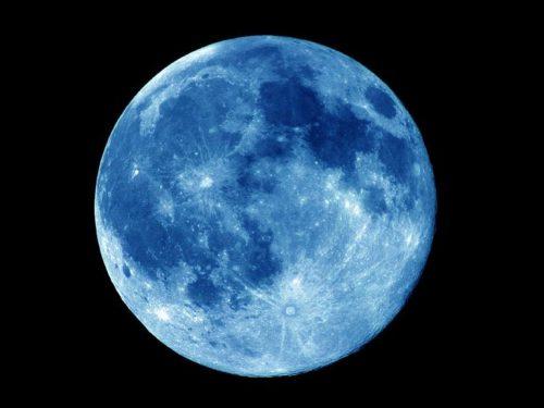 Luna Piena del 31 Marzo