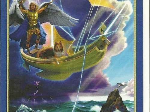 I Tarocchi degli Arcangeli del 28 marzo