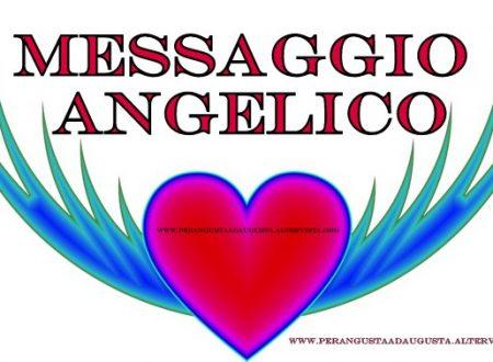Messaggio Angelico del 08 marzo