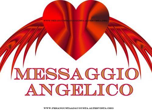 Messaggio Angelico del 23 gennaio