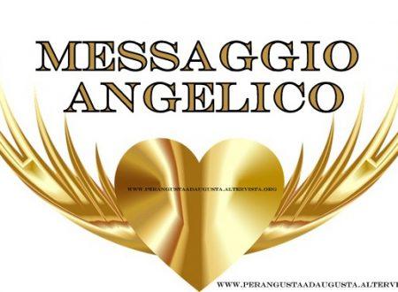 Messaggio Angelico del 01 maggio
