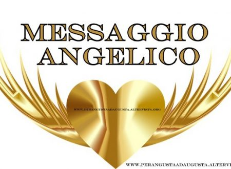 Messaggio Angelico del 06 maggio