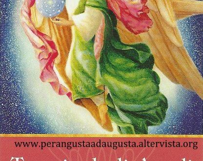 L'Oracolo dell'Arcangelo Raffaele del 28 maggio