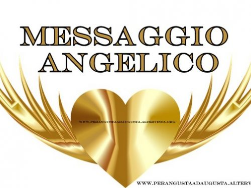 Messaggio Angelico del 27 Maggio