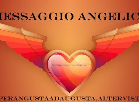 Messaggio Angelico del 22 giugno