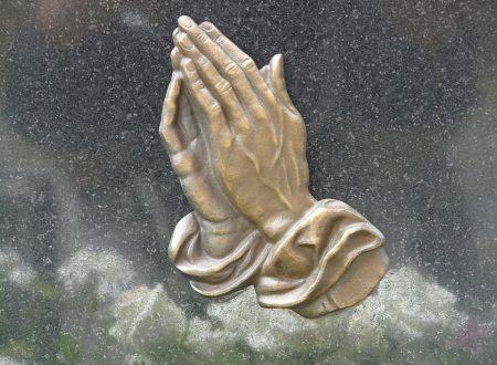 Preghiera di Ringraziamento