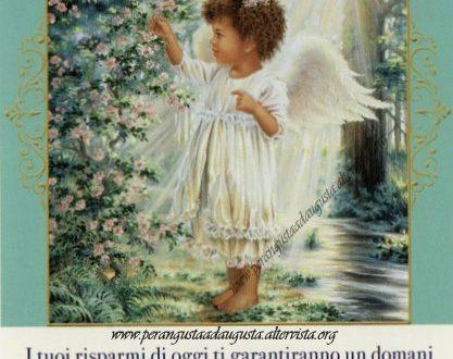 L'Oracolo degli Angeli dell'Abbondanza del 20 agosto