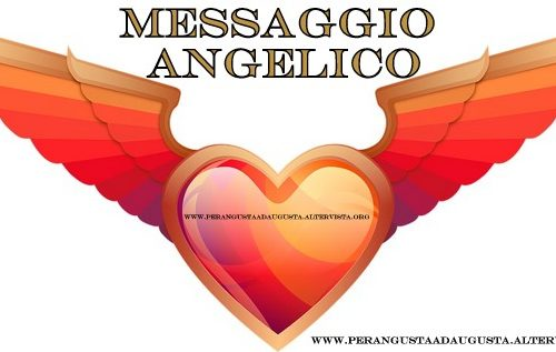 Messaggio Angelico del 30 agosto