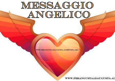 Messaggio Angelico del 13 agosto