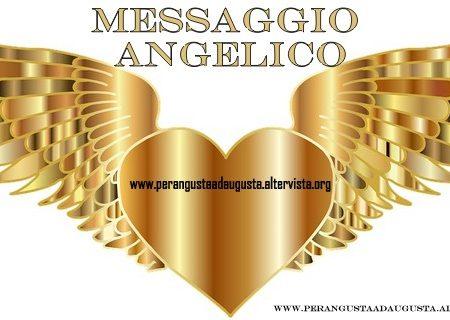 Messaggio Angelico del 28 settembre