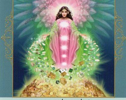L'Oracolo degli Angeli dell'Abbondanza del 17 ottobre