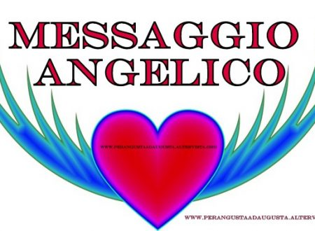 Messaggio Angelico del 30 ottobre