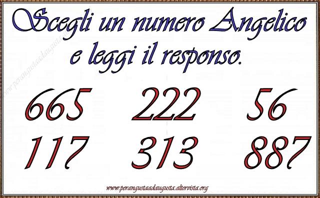 numeri degli angeli 222