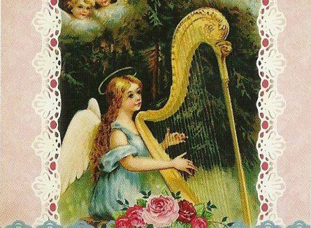 I tarocchi degli Angeli Custodi del 13 novembre