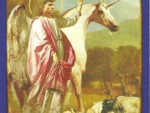 Oracolo dell'Arcangelo Michele del 28 novembre